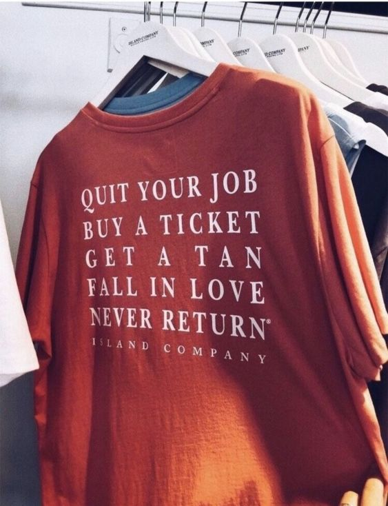 T Shirt Wisdom