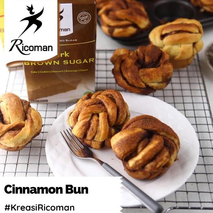 [RESEP] Cinnamon Bun