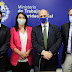Tres organismos acordaron intercambio de datos sobre cooperativismo, inversiones y pequeñas empresas