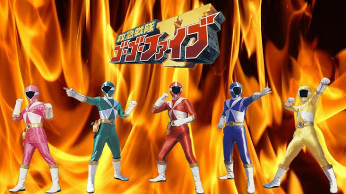 Kyuukyuu Sentai GoGoFive: Sudden Shock! A New Warrior! Subtitle Indonesia
