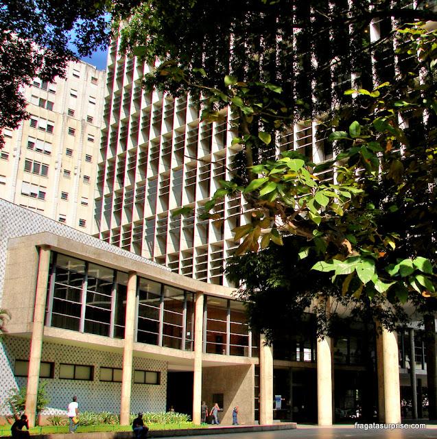Palácio Gustavo Capanema, Rio de Janeiro