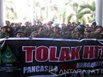 Tokoh Papua: HTI Sudah Bubar Diributin, Yang Nyata Mau Ubah Pancasila Kok Banser Tidak Ngamuk
