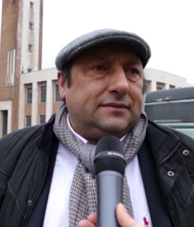 Giorgio Frassineti was mayor of Predappio for 10 years, from 2009 to 2019