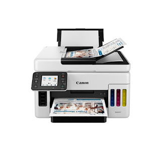 Canon MAXIFY GX6070 Driver Download And Review