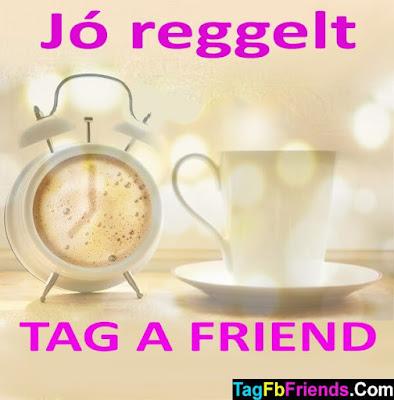 Good morning in Hungarian language