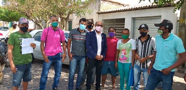 Vereador Bolinho avalia início dos trabalhos do Legislativo e atuação do prefeito de Itapicuru