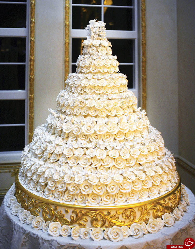 This Is Why Your Wedding Cake Is So Expensive