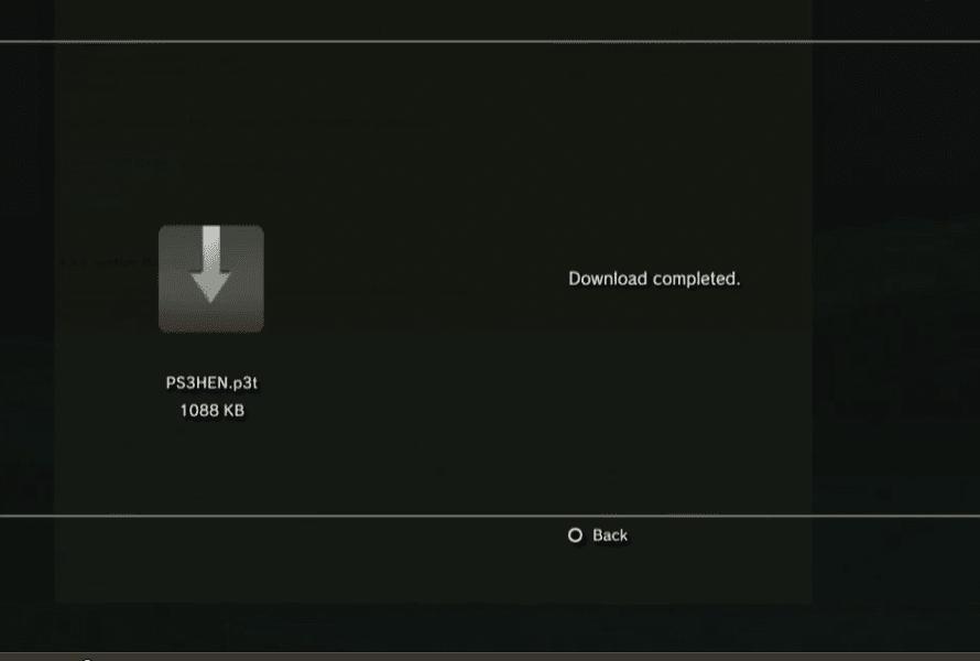 Cara merubah PS3 OFW ke HEN 4.84 V.2.2.2 via PC (tanpa jaringan internet)