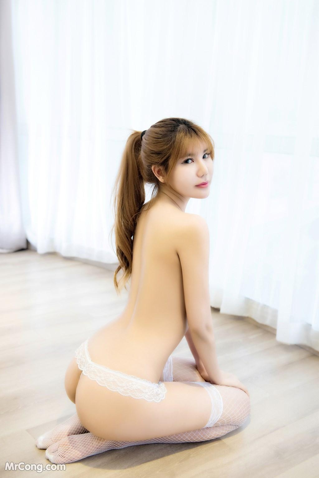 Image SLADY-2017-05-25-No.006-An-Pei-Lei-MrCong.com-013 in post SLADY 2017-05-25 No.006: Người mẫu An Pei Lei (安沛蕾) (27 ảnh)