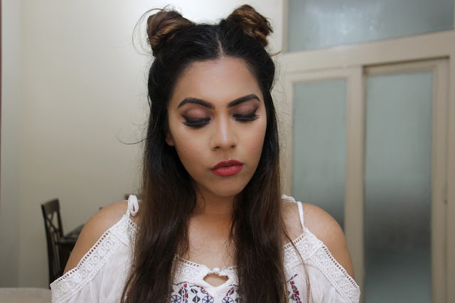 2 minute hairstyle, no heat hairstyle, summer hairstyle 2016, twin buns, twin bun tutorial, easy twin bun hairstyle, twin bun tutorial for long hair, hair trends 2016, back to school hairstyles, getting late hair fixes,,beauty , fashion,beauty and fashion,beauty blog, fashion blog , indian beauty blog,indian fashion blog, beauty and fashion blog, indian beauty and fashion blog, indian bloggers, indian beauty bloggers, indian fashion bloggers,indian bloggers online, top 10 indian bloggers, top indian bloggers,top 10 fashion bloggers, indian bloggers on blogspot,home remedies, how to