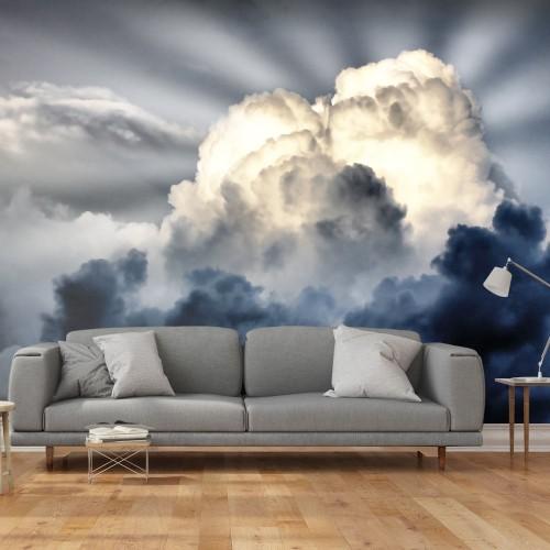 fototapeta z niebem