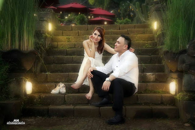 photo prewedding outdoor depok