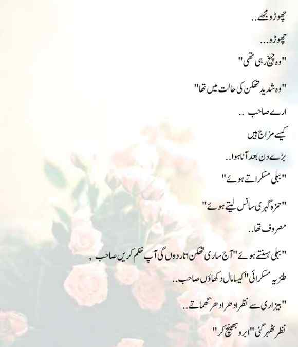 Haya Novel pdf