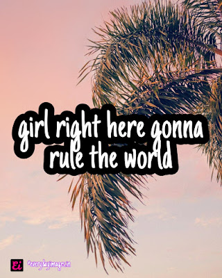 Best quotes and captions for girls