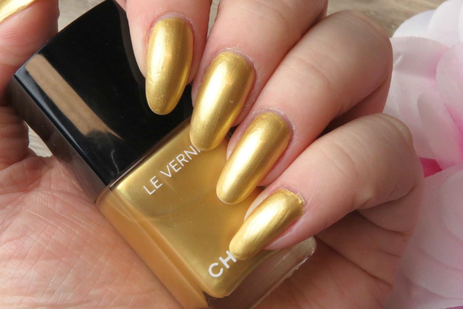 Chanel Longwear Nail Polishes | Kaitlyn Elisabeth Beauty