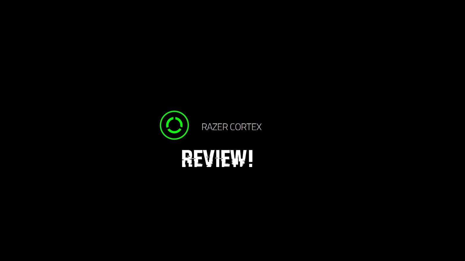 Review Razer Cortex Game Booster - Blog Ourobo!