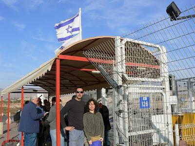 Frontera Elat Aqaba, Yitzhak Rabin border
