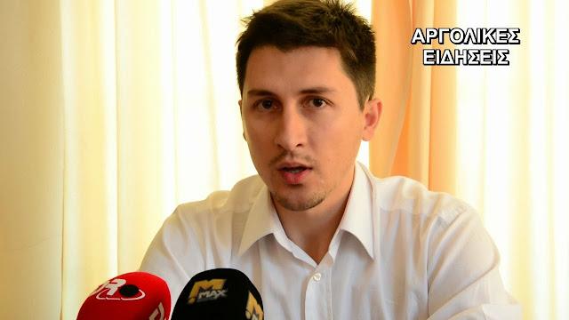 Υποψήφιος ο Παύλος Χρηστίδης στην Αργολίδα (;)