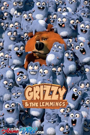 Grizzy y los Lemmings (10/78) [WEB-DL 1080p]