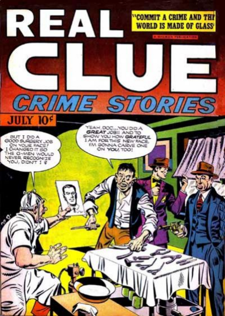 Real Clue Crime Stories SImon-Kirby