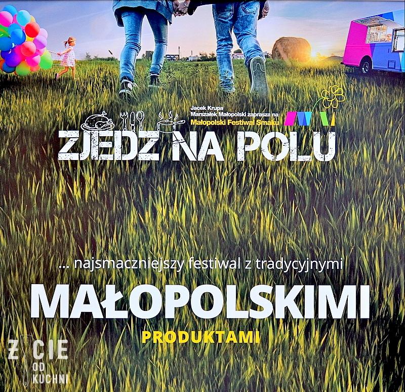 zjedz na polu, malopolski festiwal smaku, blog, zycie od kuchni