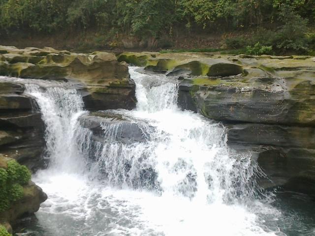 Nafakhum Waterfalls Bandarban
