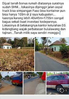 lahan di Malang