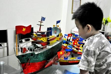 Giáo án phương tiện giao thông đường thủy Đề tài: Tàu thuỷ - ghe