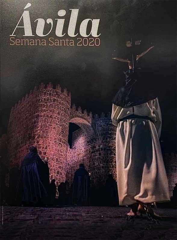 Horarios, recorridos y procesiones de la Semana Santa de Ávila 2020