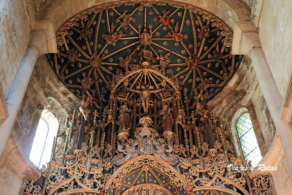 Catedral vieja de Coimbra