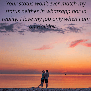 one line love status in english