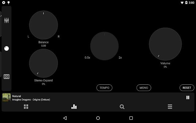 Powermap Music Player