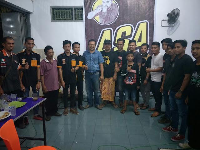 ASA Community Terbentuk di Warkop, Deklarasi di Warkop
