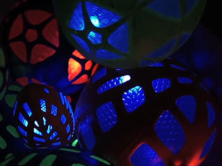 Pick A Sport Then Wait For Sunset! Reactorz Line Of Balls And Discs Delivers A Burst Of Light With Every Touch, Tap, Throw Or Kick #Review #Giveaway