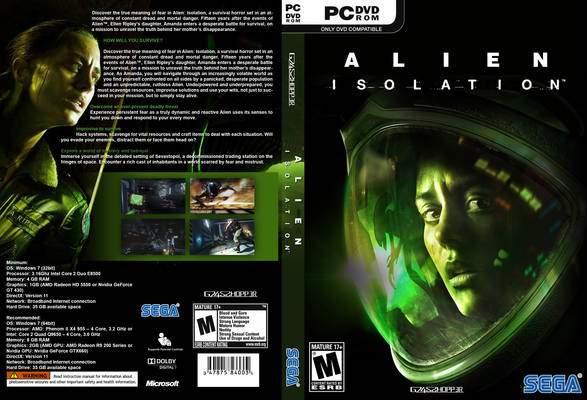 Alien: Isolation Collection torrent indir