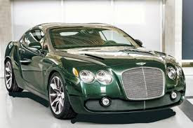Bentley Zagato Gtz car
