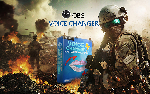 OBS voice changer will make your OBS Stream explode