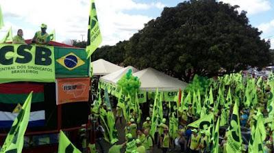 Marcha em Brasília: Acompanhe a cobertura em tempo real