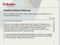 McAfee Consumer Product Removal Tool 10.0.107.0 Free Download