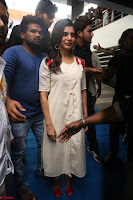 Samantha Ruth Prabhu Smiling Beauty in White Dress Launches VCare Clinic 15 June 2017 095.JPG