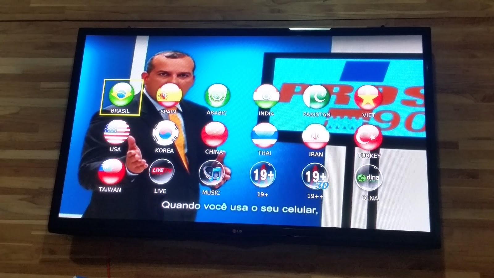 CINEBOX MAESTRO PIN CODE IKS ATIVADO - IPTV ON DEMAND