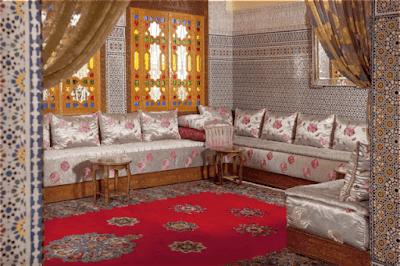 Nouveaux salons marocains 2021- Album salon et déco marocain 2021