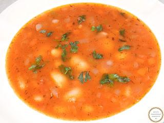 Supa de fasole reteta,