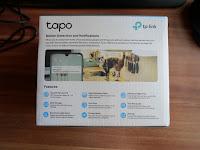 P-Link Tapo C200 box