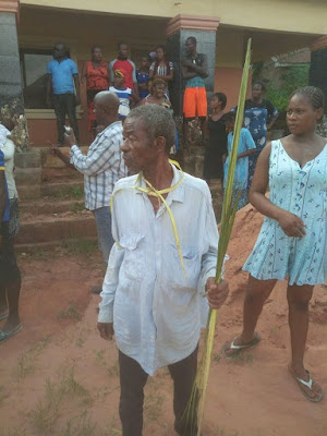 Man Banished From Anambra Community For Impregnating Daughter Twice