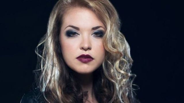 "VICKY PSARAKIS (The Agonist): Ακούστε τη διασκευή της στο ""Shadow Moses"" των Bring Me The Horizon"