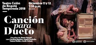 CANCIÓN PARA DUETO | Teatro Colon