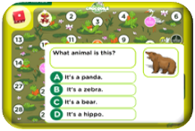 http://www.eslgamesplus.com/comparatives-and-superlatives-zoo-animals-vocabulary-grammar-esl-interactive-board-game/