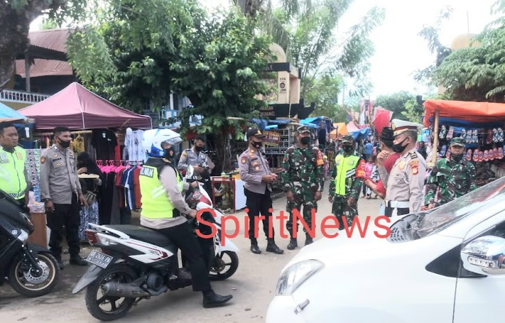 Peringatan Ma'udu Lompoa Cikoang Mendapat Pengamanan Extra Ketat Dari Aparat Keamanan