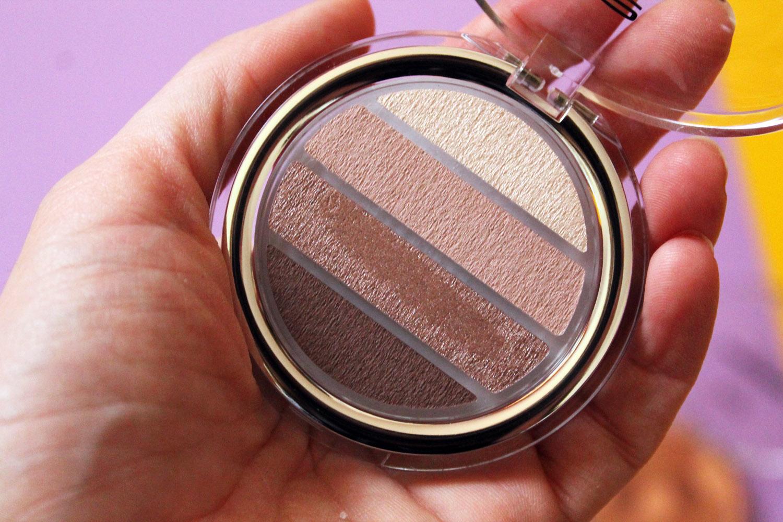 ombretti nude p2 cosmetics